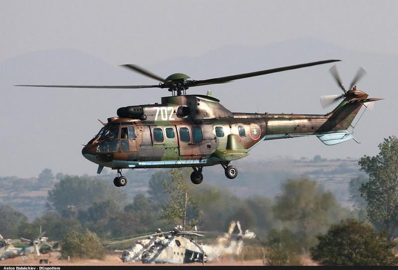 As532al cougar ввс болгарии photo